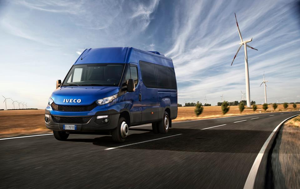 NEW IVECO DAILY 2015